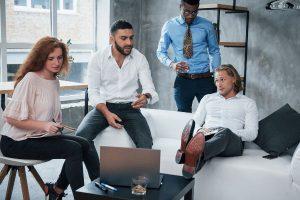 Gestão de equipe de vendas e marketing