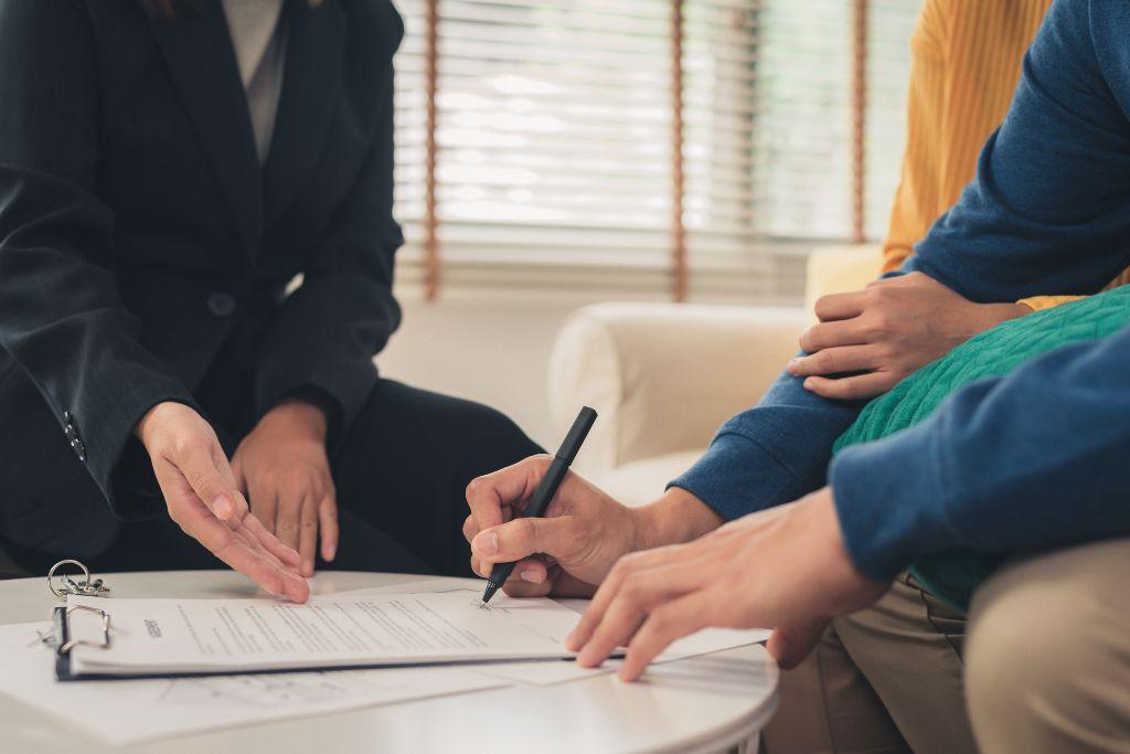 Como abordar um cliente?